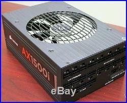 Corsair power supply Ax1500i