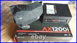 Corsiar AX1200i Digital ATX PLATINUM Certified Fully-Modular PSU