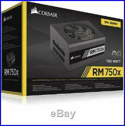 Fuente de alimentación CORSAIR RM 750x PSU