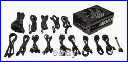 HX Series HX1200 1200 Watt 80 PLUS PLATINUM Certified Fully Modular PSU