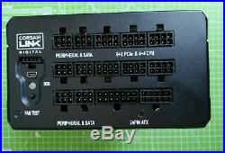 HX1000i Corsair Power Source Platinum Series Supply 1000W ATX/EPS Fully Modular