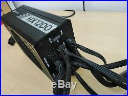 HX1200 CORSAIR PC Power Supply ATX, 1200W, 80 Plus Platinum, modular cables