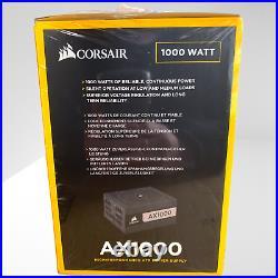 IN HAND Corsair AX Series AX1000 1000 Watt 80 PLUS Titanium ATX Modular PSU
