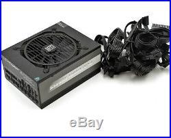LC Power LC1000 V2.4 1000 Watt 80+ Platinum Fully Modular Power Supply Unit PSU