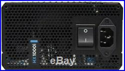 -NEW- CORSAIR HXi Series, HX1000i, 1000 Watt, 80+ Platinum Power Supply