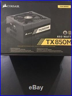 (NEW) CORSAIR- TXM Series CP-9020130-NA 850W ATX12V v2.4 / EPS 2.92 80 PLUS GOLD