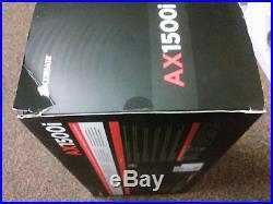 NEW Corsair AX1500i Digital ATX TITANIUM Power Supply 1500 Watt CP-9020057-NA