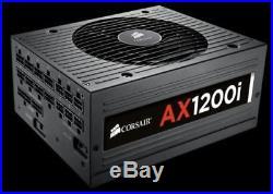 NEW Corsair AXi Series, AX1200i, 1200 Watt 1200W