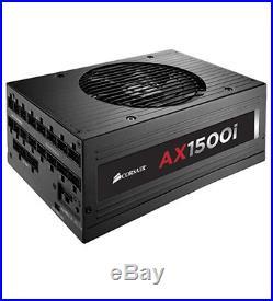 NEW Corsair CP-9020057-NA Ax1500i Digital ATx Power Supply 1500 Watt