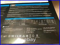NEW Corsair HX1200i 1200Watt 80 Plus Platinum Fully Modular Power Supply