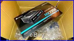 NEW Corsair HXi Series, HX750i, 750 Watt (750W), Fully Modular Power Supply, 80+