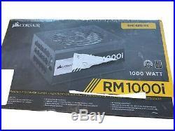 NEW Corsair RM1000i 1000W 80 PLUS GOLD Certified Full Modular Power Supply