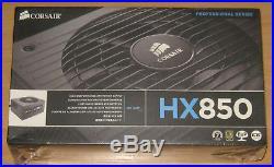 Netzteil Corsair HX850 Professional Series 850Watt SLI 6xPCI-E 12xSATA 20/24 PIN