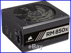 New Corsair CP-9020180-NA RM850x 850W 80 PLUS Gold Certified Fully Modular PSU