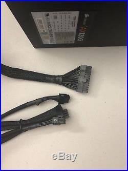 New Corsair Digital AX1200i 80 PLUS PLATINUM ATX 1200W Power Supply