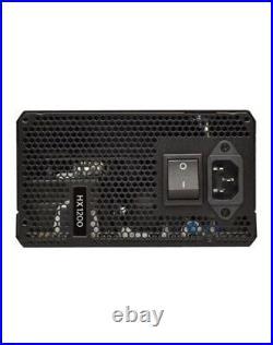 New Corsair HX Series HX1200 1200 Watt Fully Modular Power Supply 80+ Platinum
