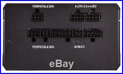 New Corsair RM550x 550W ATX Black power supply unit