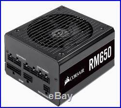 New Corsair Rm650 Power Supply Unit 650 W Atx Black CP-9020194-AU