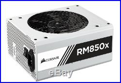 New Corsair Rmx750x White 80 Plus Gold Modular Power Supply Pc Components Psu