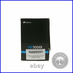 OPEN BOX Corsair HXi Series HX1000i 1000W Fully Modular Digital Power Supply