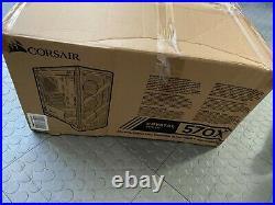 PC Kit, Corsair Crystal Case, Asus Maximus IX, Watercooled, intel I7 7700k