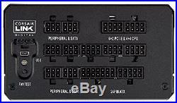 Power Supply Modular Fully 850 Watt HXi Series HX850i Low Profile PC Computer