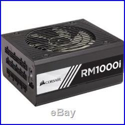 RMi Series RM1000i 1000 Watt 80 PLUS Gold Certified Fully Modular PSU
