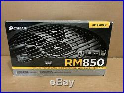 RMx Series RM850x 850 Watt 80 PLUS Gold Certified PSU. Opened Box. NO MANUAL