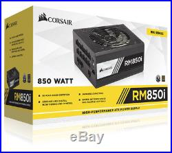 Refurbished CORSAIR RM850i 850W ATX12V / EPS12V Modular Modular Power Supply