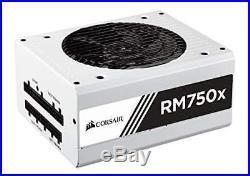 Rmx Series Rm750x Atx/eps Fully Modular 80 Plus Gold Power Supply Unit White