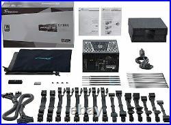 Seasonic Prime TX-850 Fully Modular PC-Power Supply 80PLUS TITANIUM 850 Watt