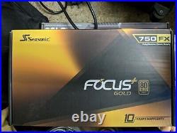Seasonic focus gold 750 fx psu