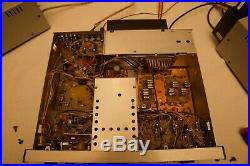 TEN TEC CORSAIR II Station with remote VFO and Power Supply