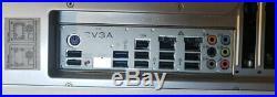 THERMALTAKE Xaser III COMPUTER CASE EVGA X58 LGA1366 CORSAIR TX850 POWER SUPPLY