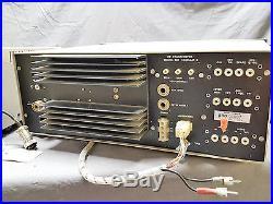 Ten Tec Corsair II Model 561 HF ham radio transceiver 260 Power supply 263 VFO