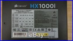USED PSU Corsair HX1000i 1000W (AS SHOWN, COMPLETE)