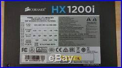 USED PSU Corsair HX1200i 1200W (AS SHOWN, COMPLETE)