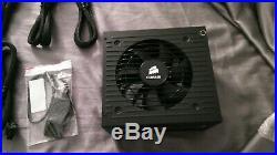 Used CORSAIR AXi Series, AX860i, 860 Watt, 80+ Platinum Certified, Fully Modular