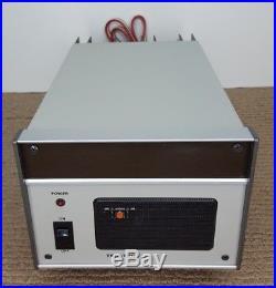 Vtg TEN TEC Deluxe Power Supply 960 with Speaker 20A DC 115V 230V for Corsair II